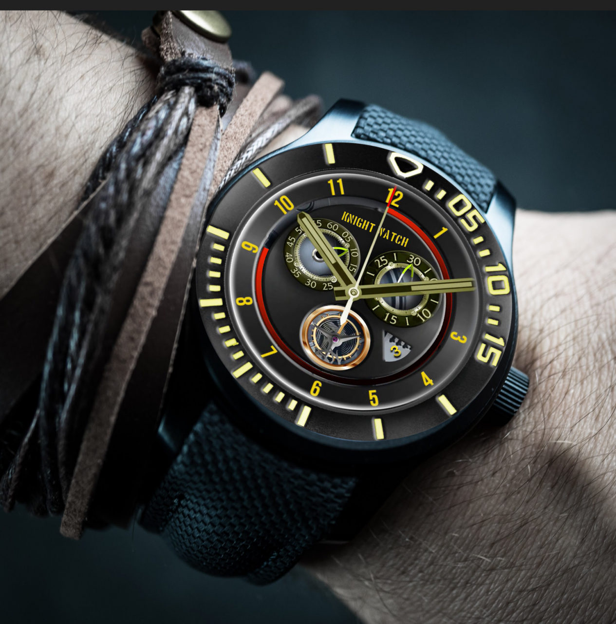 Bremont Event Timeless Luxury Replica Watches - Best Place
