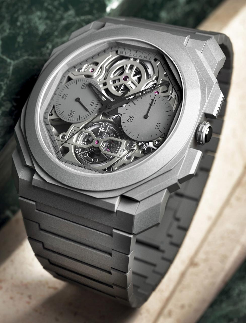 Bvlgari Octo Finissimo: A Saga Of Record-Breaking Elegance Fake Watch Releases